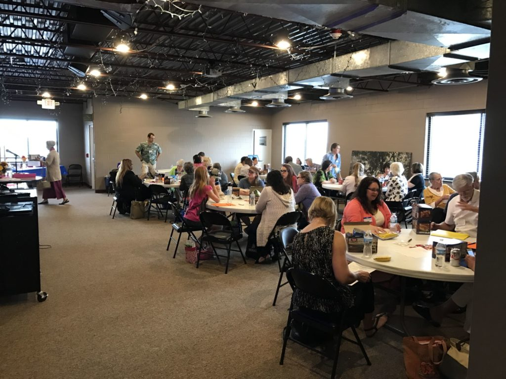 12 photos and 3 takeaways from Dayton's first Write On! Christian Writers Conference